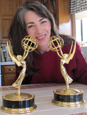 Barbara Yarnell, multiple Emmy Award winner, author 'Cure Diet Disease With Invisible Weight Loss'