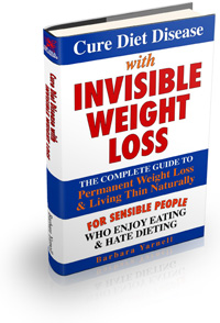 Cure Diet Disease With Invisible Weight Loss (ebook)