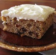 Applesauce Cake and portion sizes