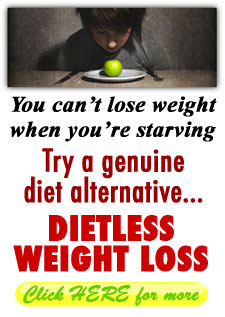 Invisible Weight Loss System