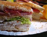 Low calorie lunch ideas. Photo/Jeremy Keith