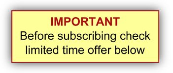 Before subscribing, check limited time offer below