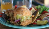 Best of Green Chili Cheeseburger Recipes - Photo/tinabasgen